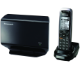 Panasonic TGP500 SIP DECT Phone Cordless Base with 1 TPA50 (KX-TGP500B04)