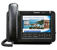 Panasonic KX-UT670 - Executive SIP Phone - Open Box (KX-UT670-OB)