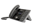 Panasonic KX-UTG200 - UTG Series SIP Phone - Includes Power Supply (KX-UTG200B-AC)