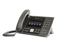 Panasonic KX-UTG300 - UTG Series SIP Phone - Includes Power Supply - Open Box (KX-UTG300B-AC-OB)
