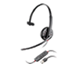 Plantronics Blackwire C510 Over-the-head, Monaural, USB Corded Headset (88860-01)