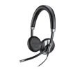 Plantronics Blackwire C725 Corded Headset with Active Noise Cancelling (202580-01)