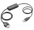 Plantronics EHS Cable APU-75 (UC Adapter) (202678-01)
