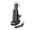 Plantronics Savi W445-M - USB Wireless Headset System Optimized for Microsoft Lync (203949-01)