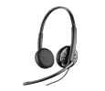 Plantronics Blackwire C325 - Binaural Over-the-Head Stereo Headset (204446-102)