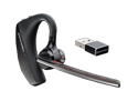 Plantronics Voyager 5200 UC with 3 Year NBD Adv Part Replacement (206110-101-3YR)