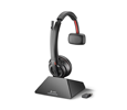Plantronics Savi 8210 UC Over-the-Head, Monaural Headset - USB-A (209213-01)