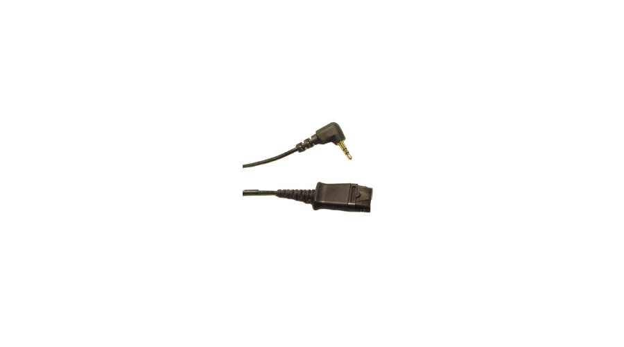 Plantronics 2.5mm Quick Disconnect Adapter Cable for SpectraLink Headsets