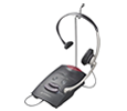 Plantronics S11 Telephone Headset System (65148-11)