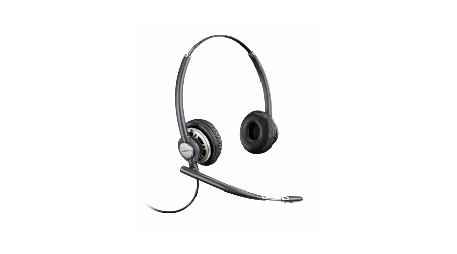 Plantronics EncorePro 710, Over-the-head, Binaural