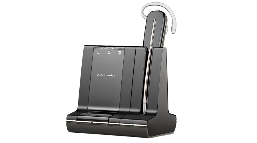 Plantronics Savi W740 - Convertible (Standard) Wireless Headset