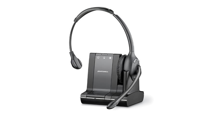 Plantronics Savi W710 Over-the-head, monaural (Standard) Wireless Headset