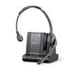 Plantronics Savi W710 Over-the-head, monaural (Standard) Wireless Headset (83545-01)