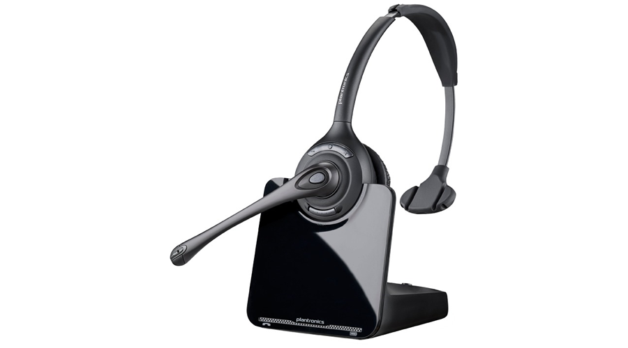 Plantronics CS510-XD - Over-the-head, monaural