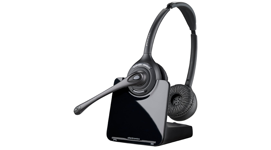 Plantronics CS520 - Over-the-head, with lifter