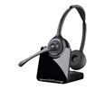 Plantronics CS520 - Over-the-head (binaural) Headset (84692-01)