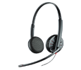 Plantronics Blackwire C320 - Over-the-head Stereo Headset (85619-102)