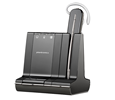 Plantronics Savi W745 - Convertible, unlimited talk time (Standard) Wireless Headset