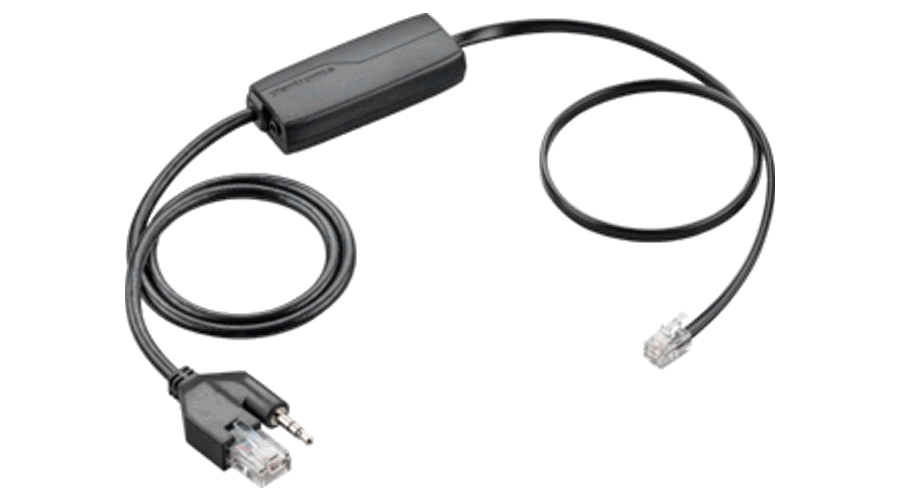Plantronics APD-80 (Grandstream EHS) Adapter Cable for CS500 and Savi 700 Series