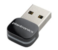 Plantronics Bluetooth Adapter for Desktop Computer - USB - 2.40 GHz ISM - External (92714-01)