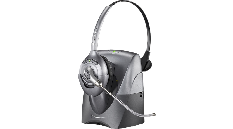 Plantronics SupraPlus CS351N Wireless Headset - Open Box