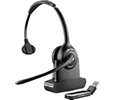Plantronics Savi W410 Over-the-head, Monaural (Standard) (84007-03)