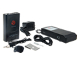 Polycom Wireless Lapel Microphone with Frequency F = 203.400MHz (2200-00699-002)