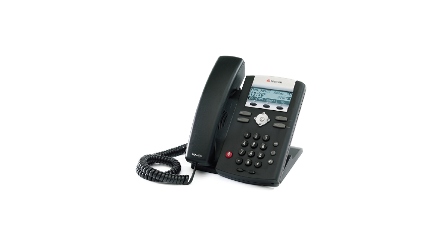 Polycom SoundPoint IP 335 with PoE - OPEN BOX