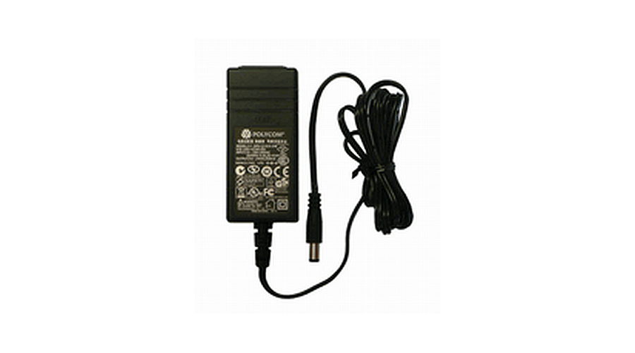 Polycom Power Supply 48 Volt for IP 670, VVX 500, IP 560 ,  VVX 600 and VVX 1500