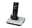 Polycom VVX D60 Wireless Handset with Base (PoE) - Includes Power Supply (2200-17823-001)
