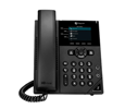 Polycom VVX 250 Desktop Business IP Phone Skype for Business Edition - Without Power Supply (2200-48820-019)