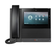 Polycom CCX 700 Business Media Phone and Handset. Open SIP. North America PSU. (2200-49750-001)