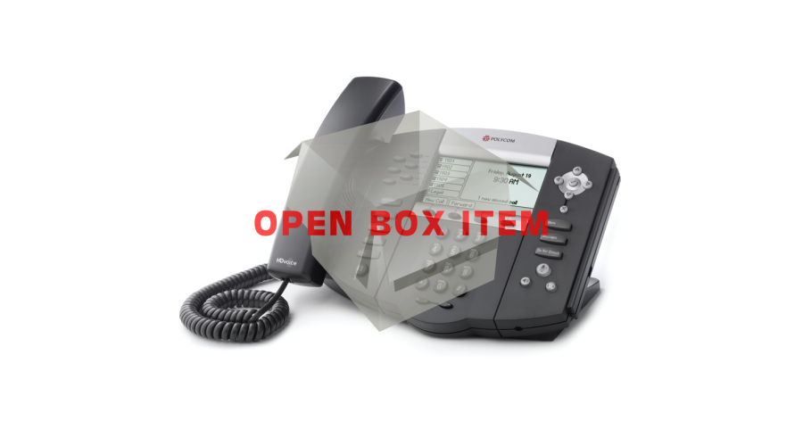 Polycom SoundPoint IP 650 - OPEN BOX