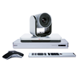 Polycom RealPresence Group 500-720p: Group 500 HD Codec, EagleEye IV-12x Camera, Mic Array, Remote, NTSC/PAL