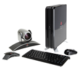 Polycom CX7000 View System. Includes System Unit, EagleEye View Camera (w/ Built-in Mics)