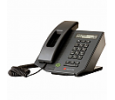 Polycom CX300 R2 USB Desktop Phone for Microsoft with Captive 6.56 ft USB cable