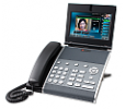 Polycom VVX 1500 6-line Bus. Media Phone with Power Supply (2200-18061-025-WPS)