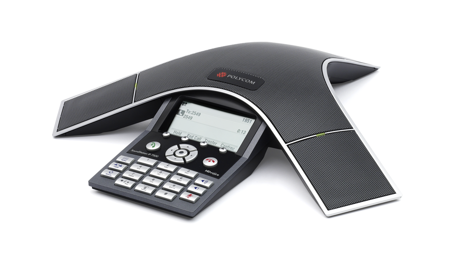 Polycom SoundStation IP 7000 Conference Phone - Does not Include Power Supply