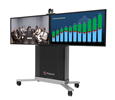 "Polycom RP Group 500-720 Media Center 2RT65 - 12x camera, 2-65"" 1080p LED Displays (7200-67266-001)"
