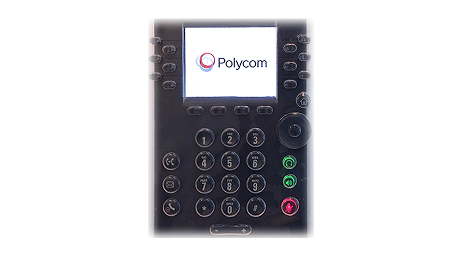 Polycom Flexible Plastic Protective Cover for VVX 400, VVX 410 Phones