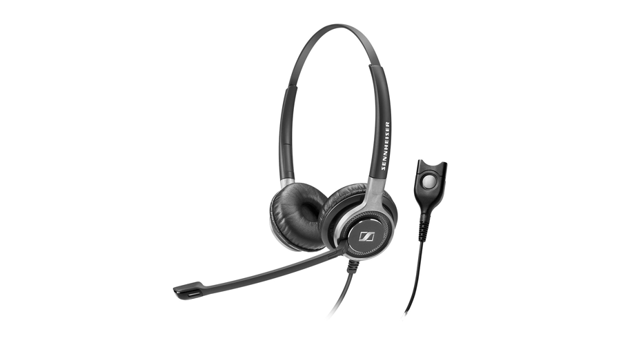 Sennheiser Century Series SC660 Premium Wideband, Dual-Sided On-the-ear Headset (MN: SC660)