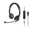 Sennheiser Culture Plus Series SC 75 USB CTRL Binaural UC Headset (SC75USBCTRL)
