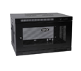 Tripp Lite SmartRack 6U Low-Profile Switch-Depth Wall-Mount Rack Enclosure Cabinet (SRW6U)