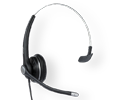 VTech A100M Wired Single-Sided Monaural Office Headset (A100M)