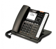 VTech ErisTerminal VSP 735 Entry-Level Deskset SIP Phone (PoE) - Includes Power Supply