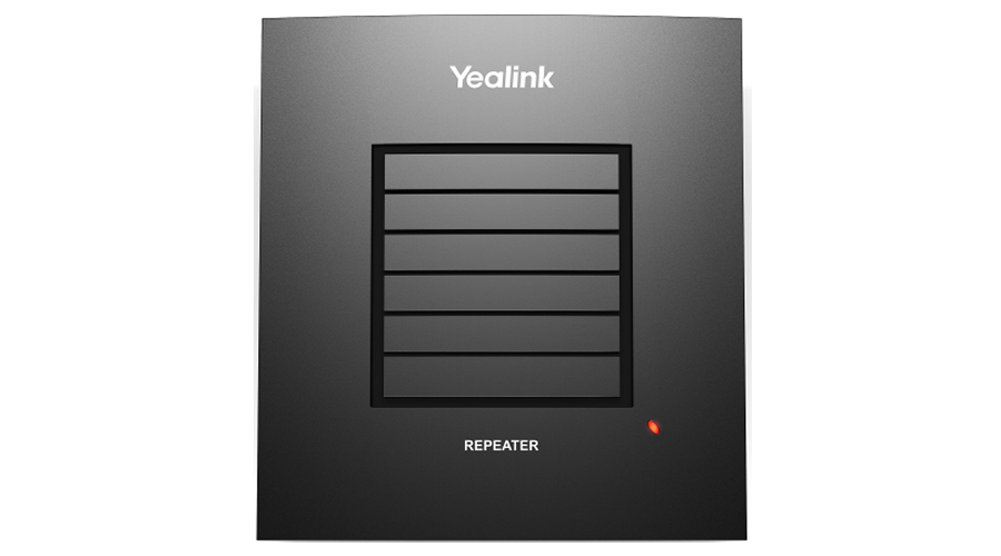Yealink RT10 DECT Phone Repeater for W52P IP Phone - Open Box