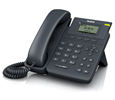 Yealink SIP-T19P - Entry Level IP Phone (with PoE) - Includes Power Supply - Open Box (SIP-T19P-OB)