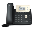 Yealink SIP-T21P E2 Entry-level IP phone with 2 Lines & HD voice - Includes Power Supply - Open Box