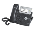 Yealink Professional IP Phone SIP-T22P with SFB License (PoE) - With Power Supply - Open Box