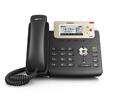 Yealink Enterprise HD IP Phone SIP-T23G (with PoE) - Includes Power Supply (SIP-T23G_AC)